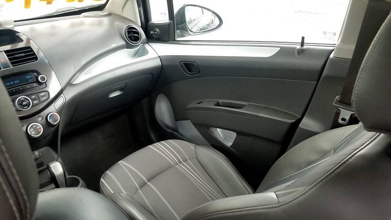 2014 Chevrolet Spark LS CVT 4dr Hatchback - Mcallen TX
