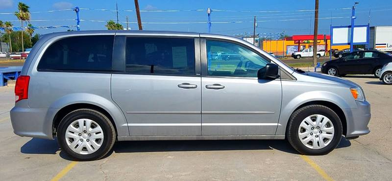 2014 Dodge Grand Caravan American Value Package 4dr Mini-Van - Mcallen TX