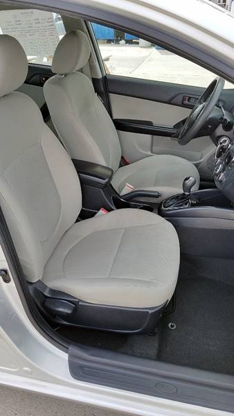2012 Kia Forte EX 4dr Sedan 6A - Mcallen TX