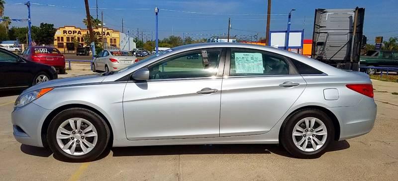 2013 Hyundai Sonata GLS 4dr Sedan - Mcallen TX