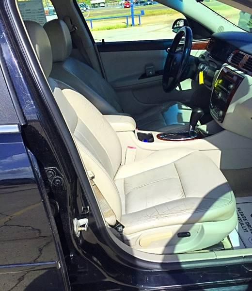 2011 Chevrolet Impala LT Fleet 4dr Sedan w/2FL - Mcallen TX