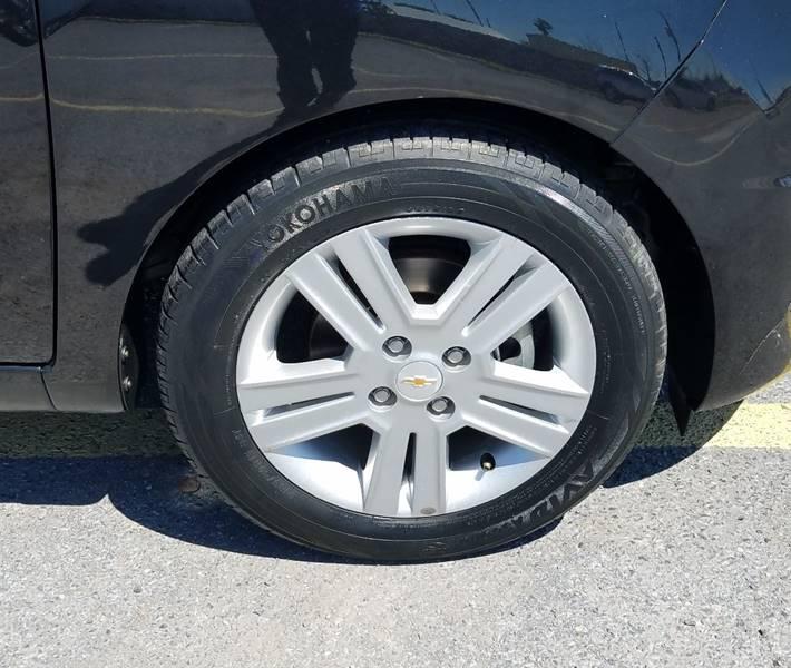2014 Chevrolet Spark 1LT CVT 4dr Hatchback - Mcallen TX