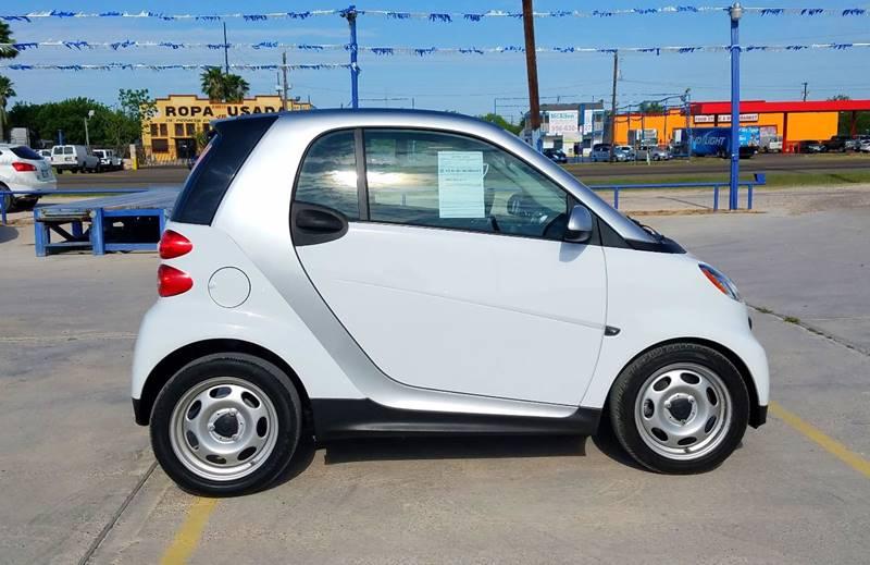 2014 Smart fortwo passion 2dr Hatchback - Mcallen TX