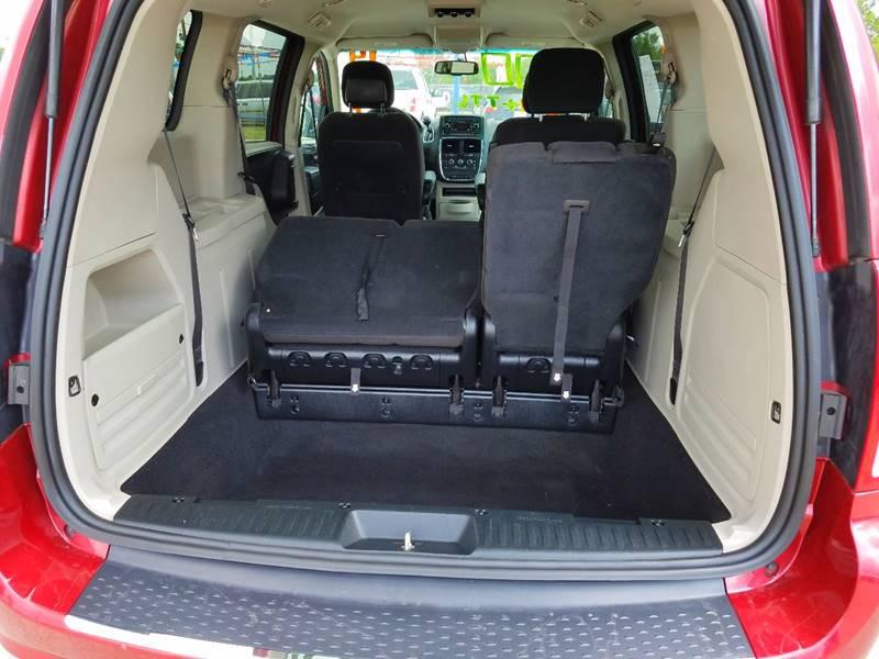 2014 Dodge Grand Caravan American Value Package 4dr Mini-Van - San Juan TX