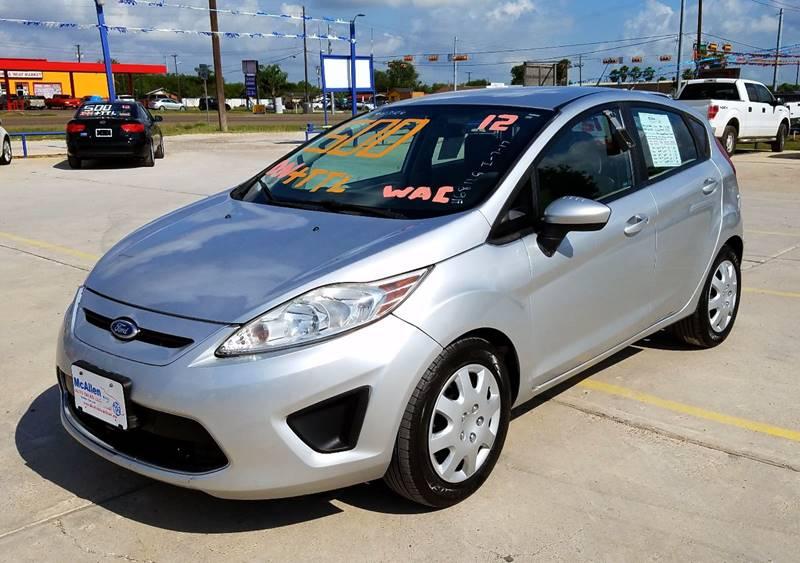 2012 Ford Fiesta SE 4dr Hatchback - Mcallen TX
