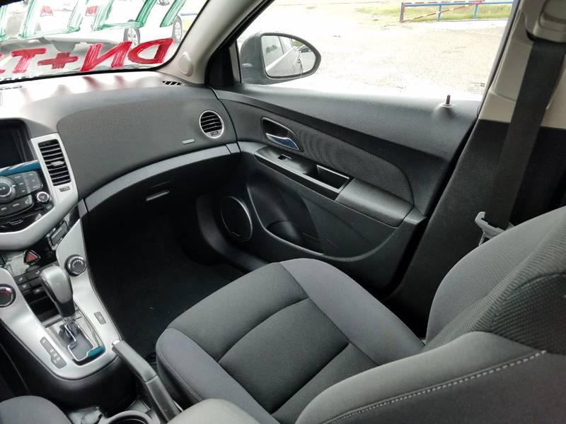 2014 Chevrolet Cruze 1LT Auto 4dr Sedan w/1SD - Mcallen TX