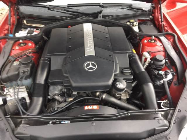 2005 Mercedes-Benz SL-Class SL 500 2dr Convertible - Winter Park FL
