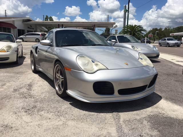2002 Porsche 911 for sale at Nort Northam Collection in Winter Park FL