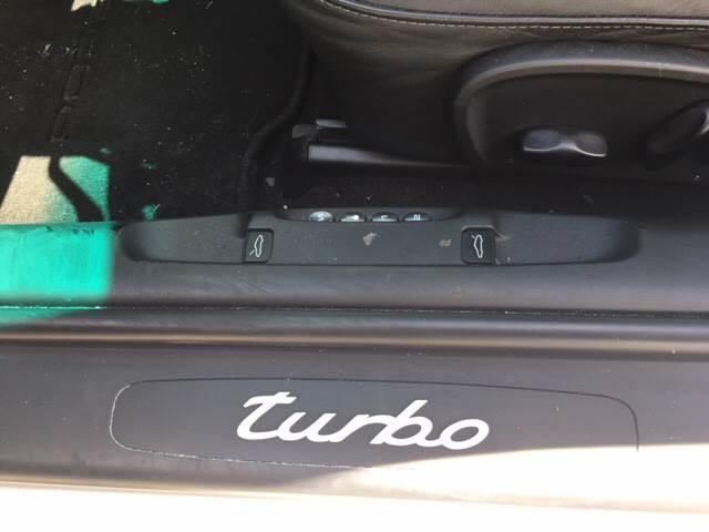 2002 Porsche 911 AWD Turbo 2dr Coupe - Winter Park FL