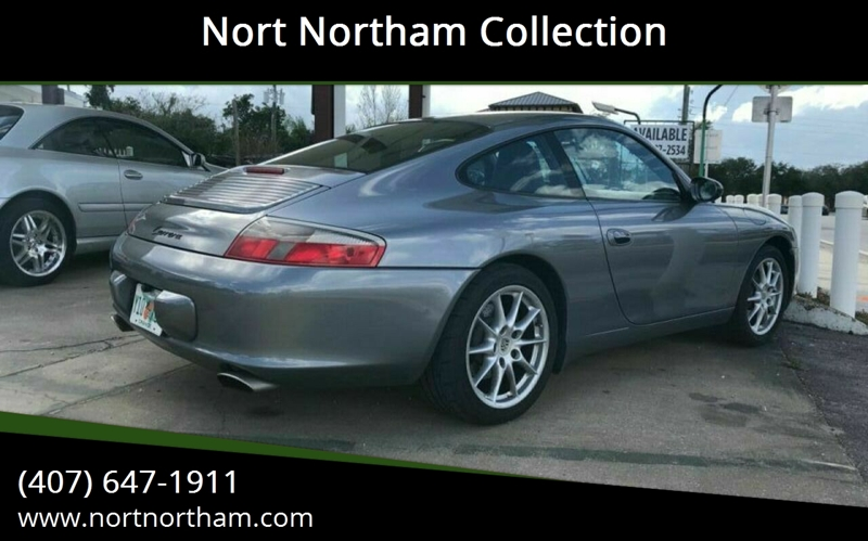 2002 Porsche 911 Carrera 2dr Coupe - Winter Park FL