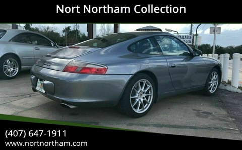 2002 Porsche 911 for sale in Winter Park, FL