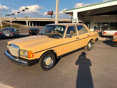 1982 Mercedes-Benz 240-Class for sale in Winter Park, FL