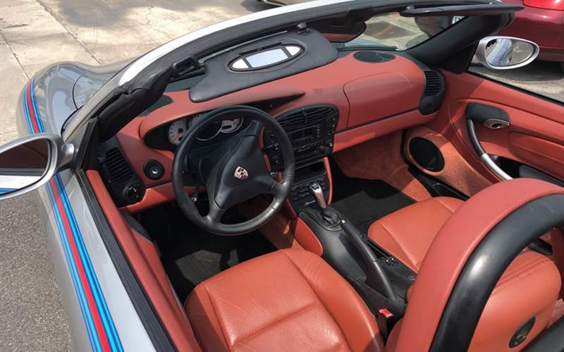 2001 Porsche Boxster S 2dr Convertible - Winter Park FL