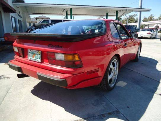 1988 Porsche 944 for sale at Nort Northam Collection in Winter Park FL