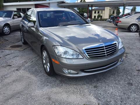 2007 Mercedes-Benz S-Class for sale in Winter Park, FL