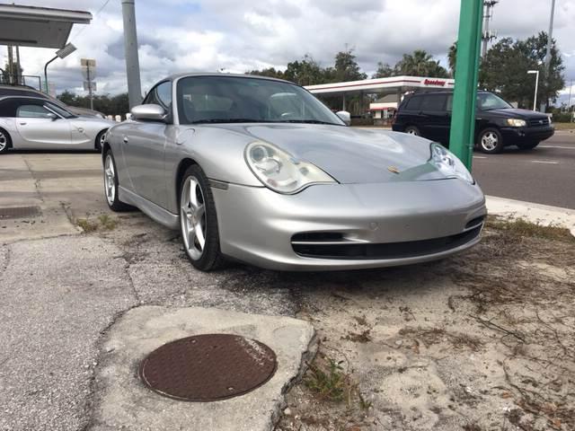 2002 Porsche 911 Carrera 2dr Cabriolet - Winter Park FL