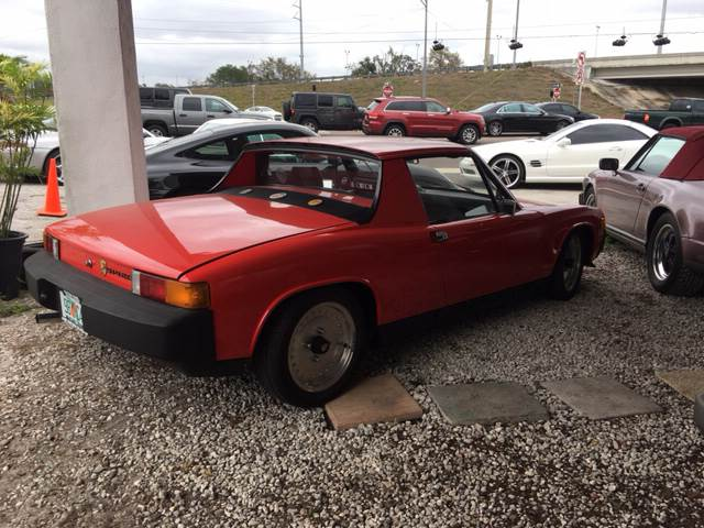 1976 Porsche 914  - Winter Park FL