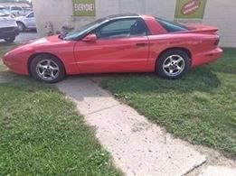 1997 Pontiac Firebird for sale in Flat Rock, MI