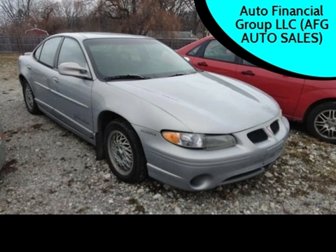 1999 Pontiac Grand Prix for sale in Flat Rock, MI