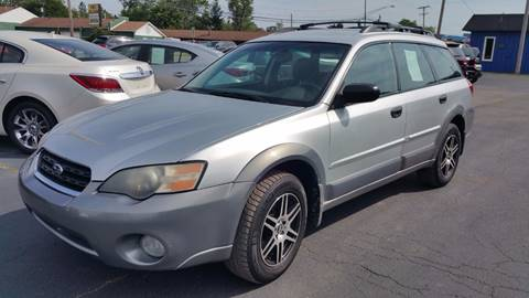 2005 Subaru Outback for sale at Auto Financial Group LLC (AFG AUTO SALES) in Flat Rock MI
