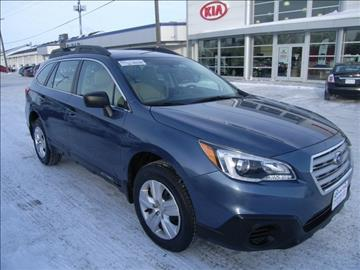 2015 Subaru Outback for sale in Grand Forks, ND
