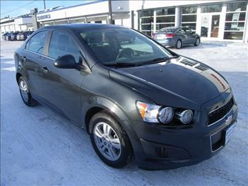 2015 Chevrolet Sonic for sale in Grand Forks, ND