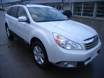 2012 Subaru Outback for sale in Grand Forks, ND