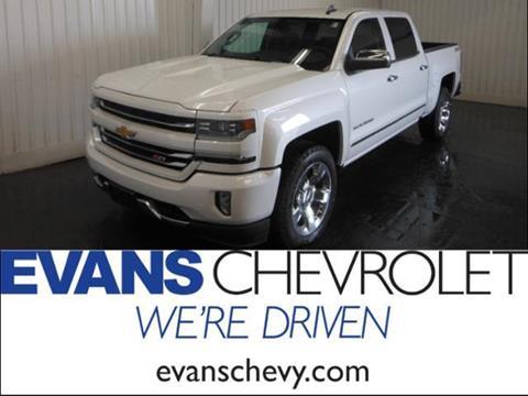 2017 Chevrolet Silverado 1500 for sale in Baldwinsville NY