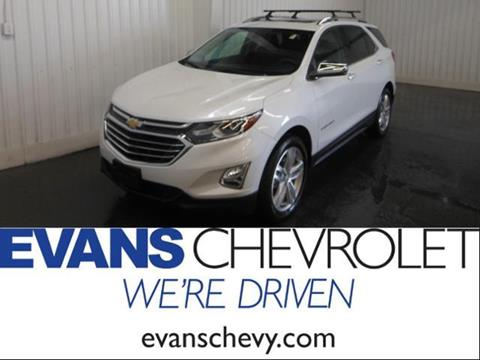 2018 Chevrolet Equinox for sale in Baldwinsville, NY