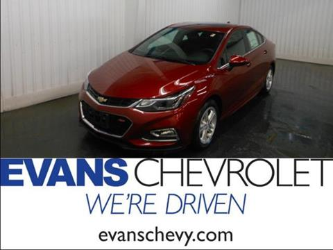 2017 Chevrolet Cruze for sale in Baldwinsville NY