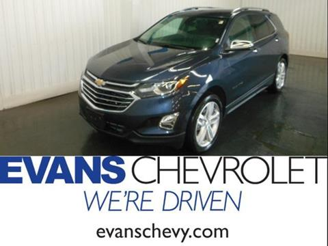 2018 Chevrolet Equinox for sale in Baldwinsville NY