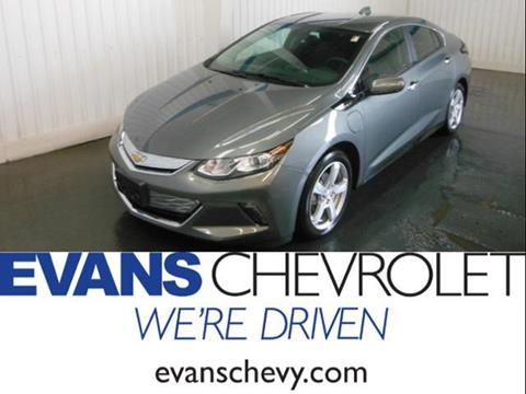 2017 Chevrolet Volt for sale in Baldwinsville NY