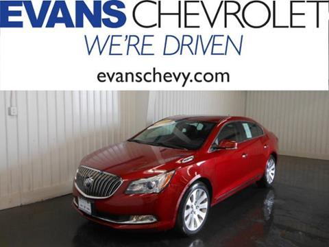 2014 Buick LaCrosse for sale in Baldwinsville NY