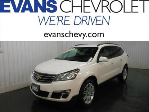 2015 Chevrolet Traverse for sale in Baldwinsville, NY
