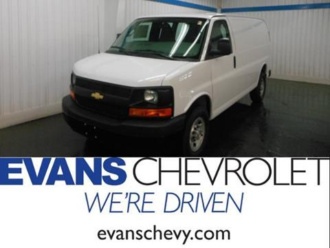 2017 Chevrolet Express Cargo for sale in Baldwinsville, NY