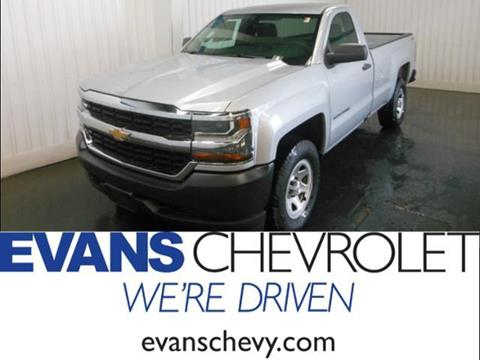 2018 Chevrolet Silverado 1500 for sale in Baldwinsville, NY