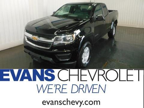 2018 Chevrolet Colorado for sale in Baldwinsville, NY