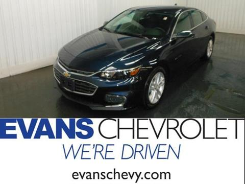 2018 Chevrolet Malibu for sale in Baldwinsville NY