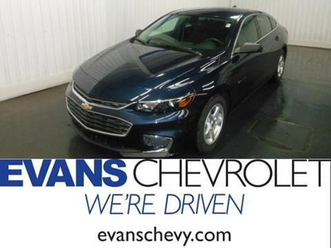 2018 Chevrolet Malibu for sale in Baldwinsville NY