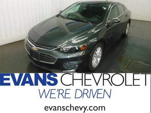 2018 Chevrolet Malibu for sale in Baldwinsville, NY