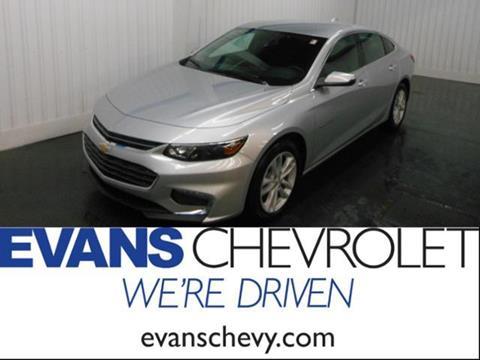 2017 Chevrolet Malibu for sale in Baldwinsville, NY