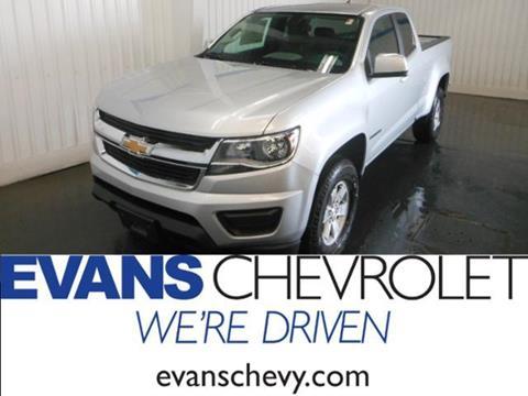 2018 Chevrolet Colorado for sale in Baldwinsville NY