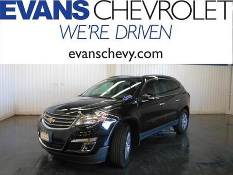 2017 Chevrolet Traverse for sale in Baldwinsville NY