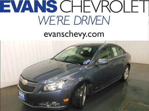 2013 Chevrolet Cruze for sale in Baldwinsville, NY