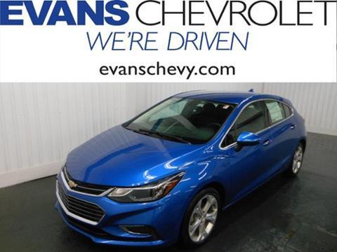 2017 Chevrolet Cruze for sale in Baldwinsville NY