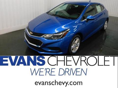 2017 Chevrolet Cruze for sale in Baldwinsville, NY