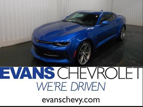2017 Chevrolet Camaro for sale in Baldwinsville, NY