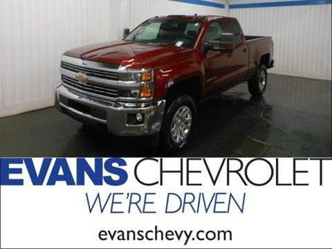 2017 Chevrolet Silverado 2500HD for sale in Baldwinsville NY