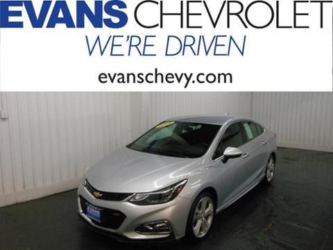 2016 Chevrolet Cruze for sale in Baldwinsville NY