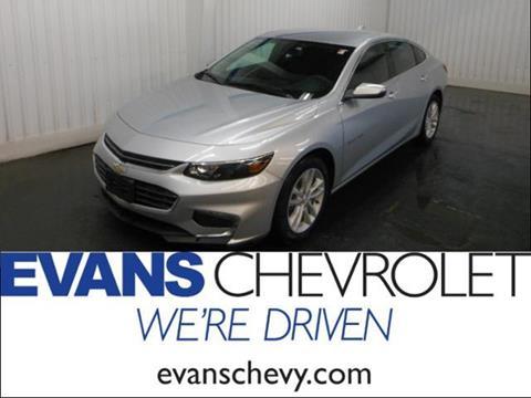 2017 Chevrolet Malibu for sale in Baldwinsville NY
